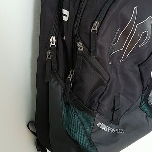 3ae31f8a3d92 Dude Perfect Backpack Black Green